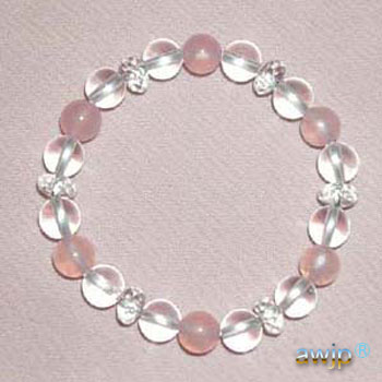 ピンク水晶(ローズクォーツ ...